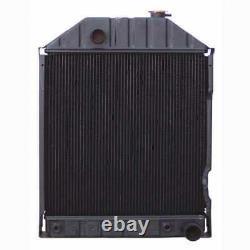 Radiator fits Ford 7810 7610 6810 E0NN8005GA15M