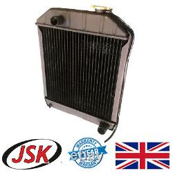 Radiator for Ford Tractors 4100 5000 5100 5600 6600 (Non Oil Cooler Type)