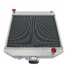 SBA310100031 Aluminum Compact Radiator Fits Ford New Holland 1000 1500 1600 1700