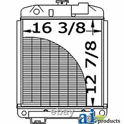 SBA310100031 New Radiator For Ford New Holland Compact Tractor 1000 1500 1600 +
