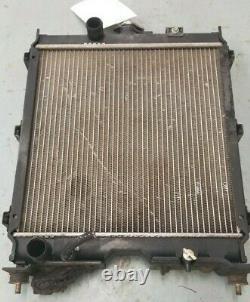 SBA310101170 SBA310100620 for FORD NEW HOLLAND TC30 1320 1520 1620 RADIATOR