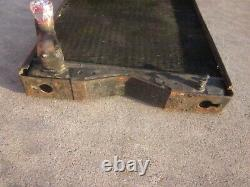 Small Antique Radiator 30's Ford, Dodge, Chevy, tractor