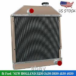 TRACTOR RADIATOR FOR Ford / NEW HOLLAND 3230 3430 3930 4130 4630 E9NN8005AA
