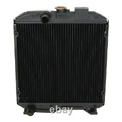 Tractor Radiator Fits Ford New Holland 1715 Model OEM # SBA310100630