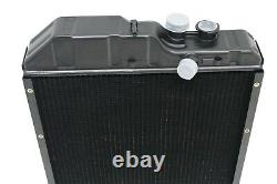 Tractor Radiator Fits Ford New Holland 7840 8240 8340 F1NN8005BC15M 82015099